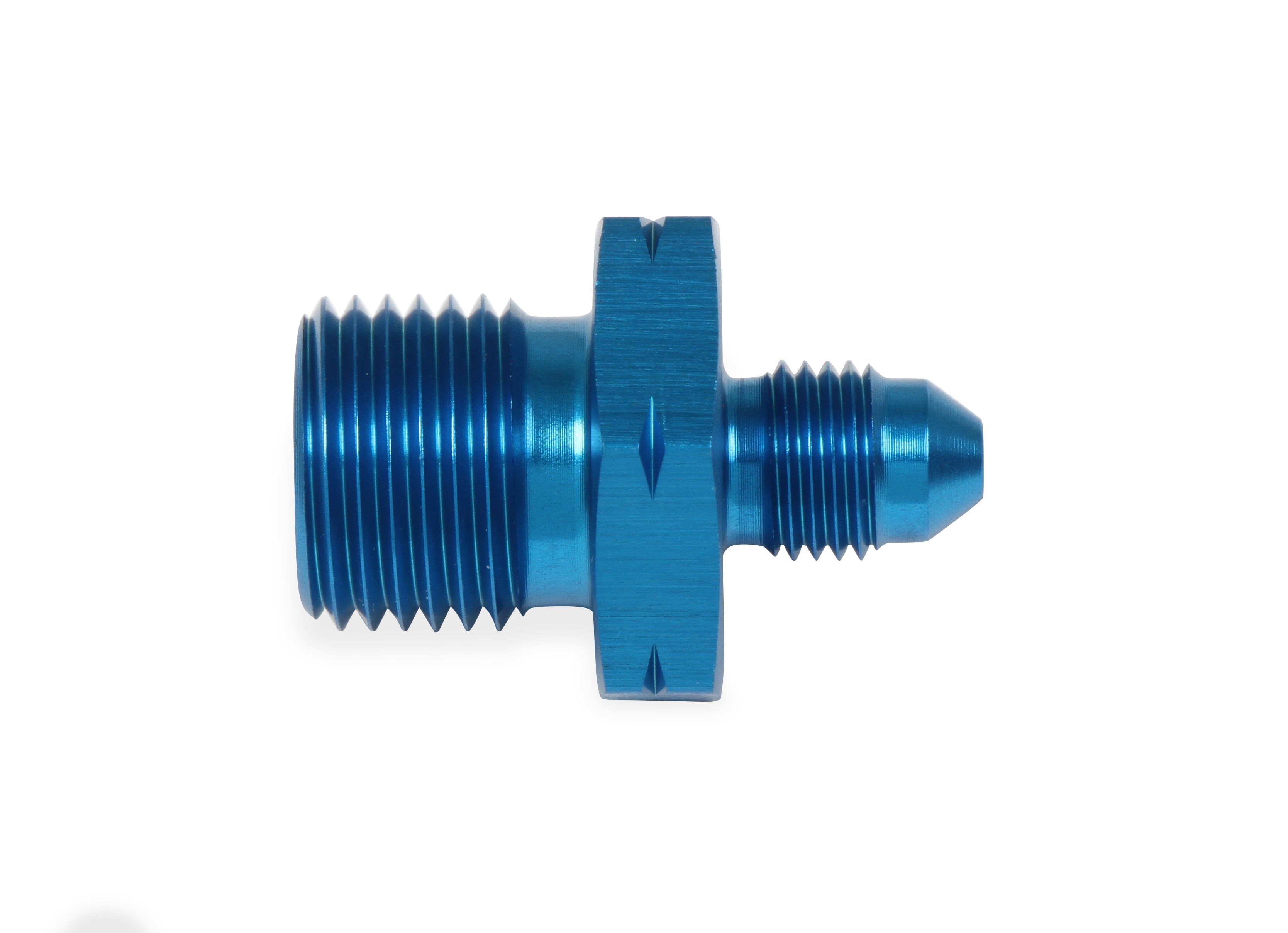 Metric M12-1.5mm to 8mm Barb Generic Blue Anodized AC PERFORMANCE Aluminum Fuel Oil Pump Inlet Straight Male M12x1.5 to 5//16 Hose Barb Fitting Adapters Bare with Aluminum Washer