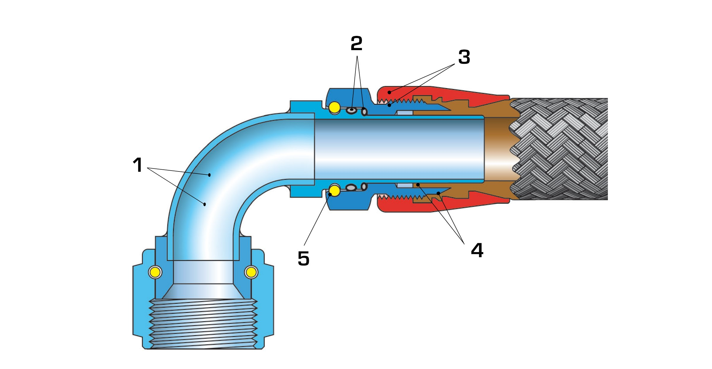 Swivel Seal Diagram Image