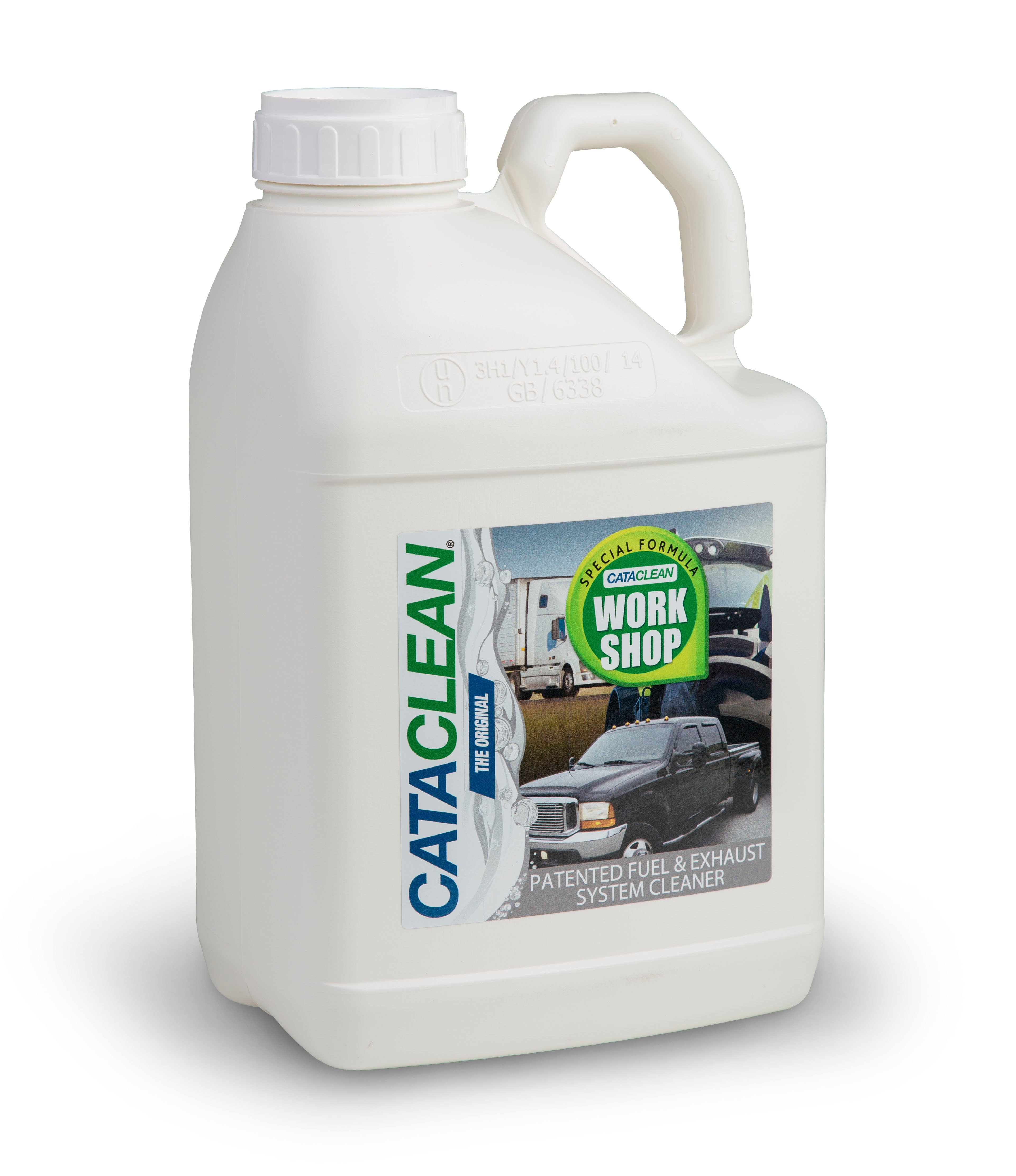 Cataclean 120018cat Cataclean Fuel And Exhaust System Cleaner 3l