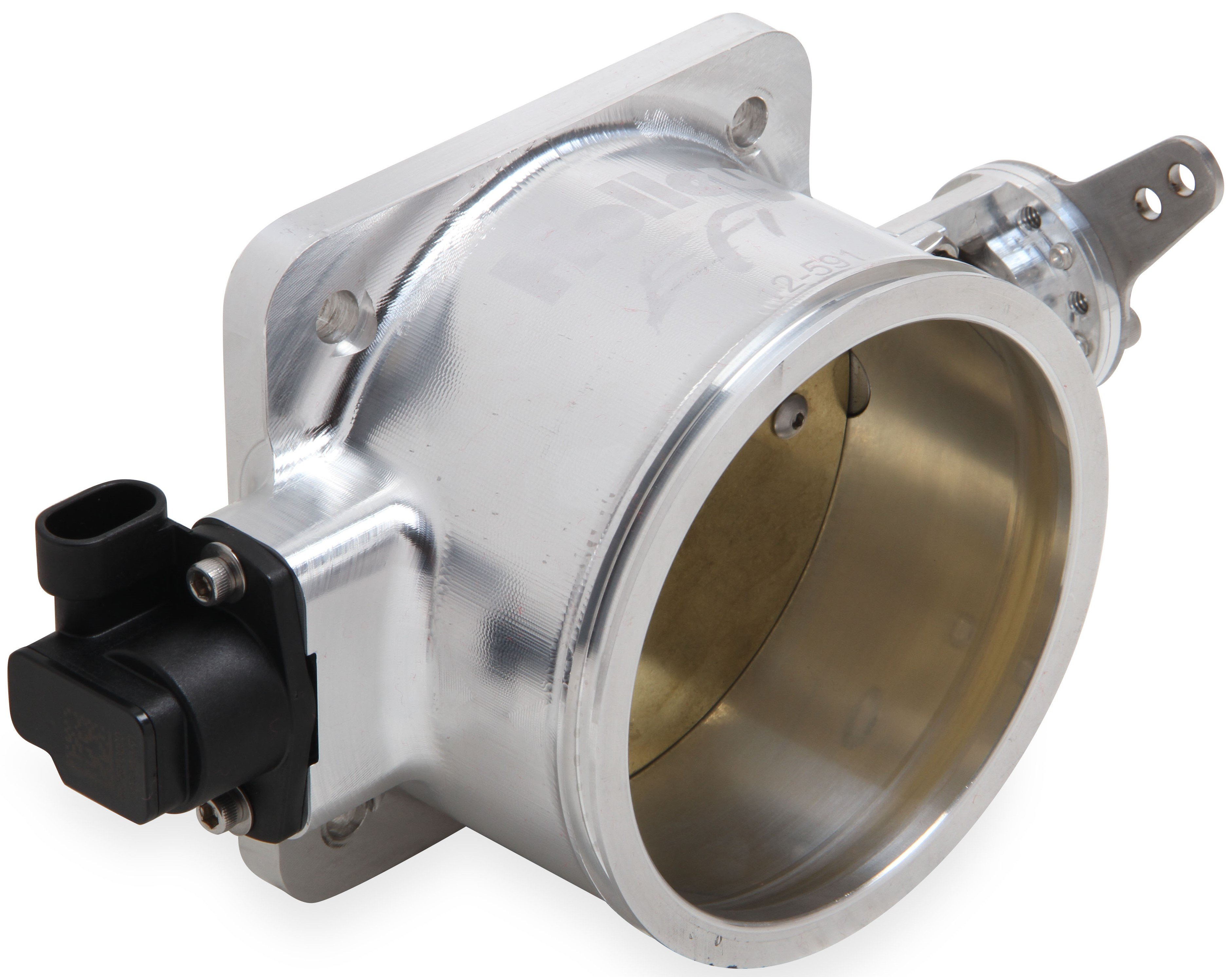 Holley EFI Billet Racing 105mm Throttle Bodies Available For