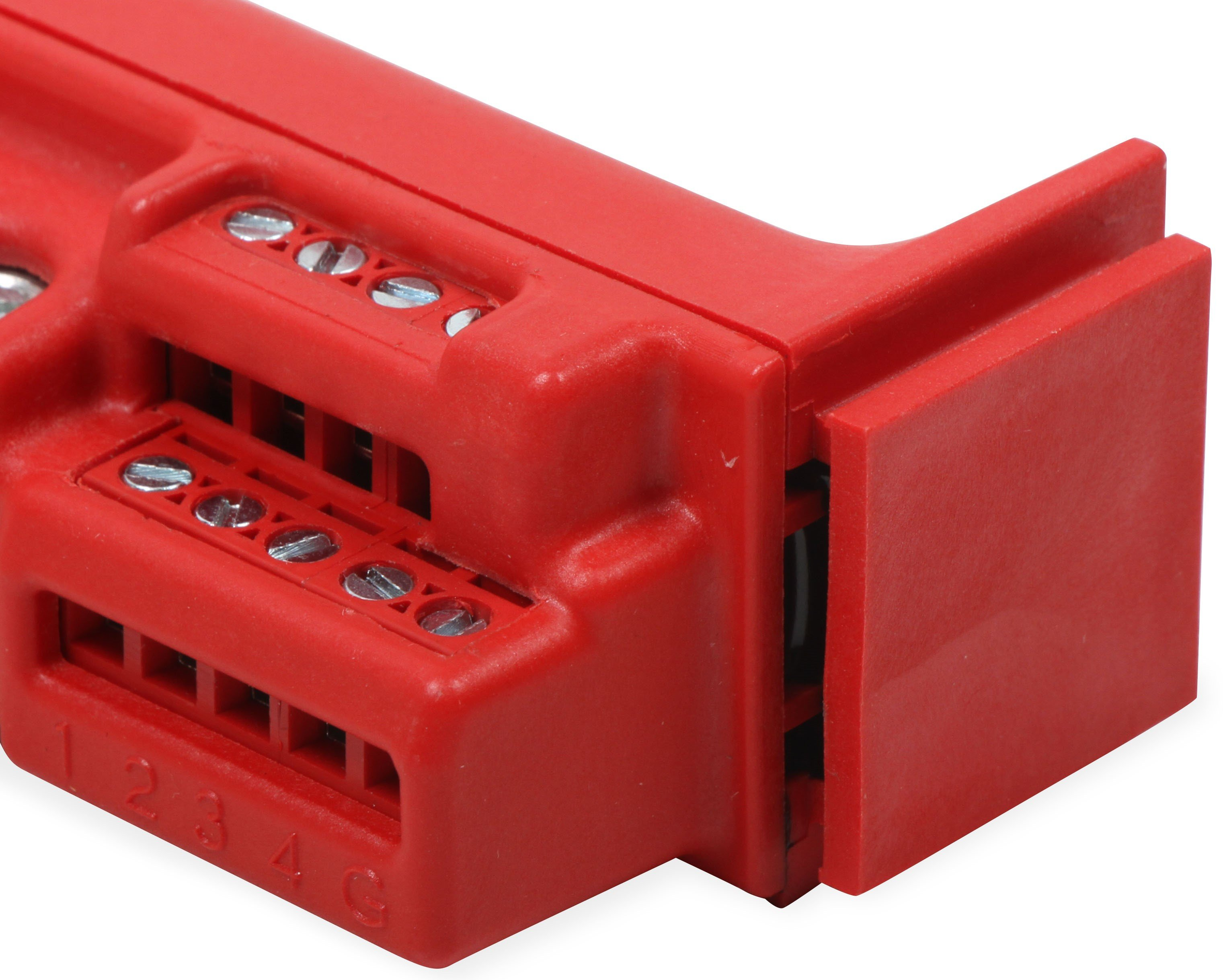 Msd Solid State Relay Blocks Make Wiring Simple Holley Blog Electronic Brick See Detailed Product Information For Msds Black Stand Alone