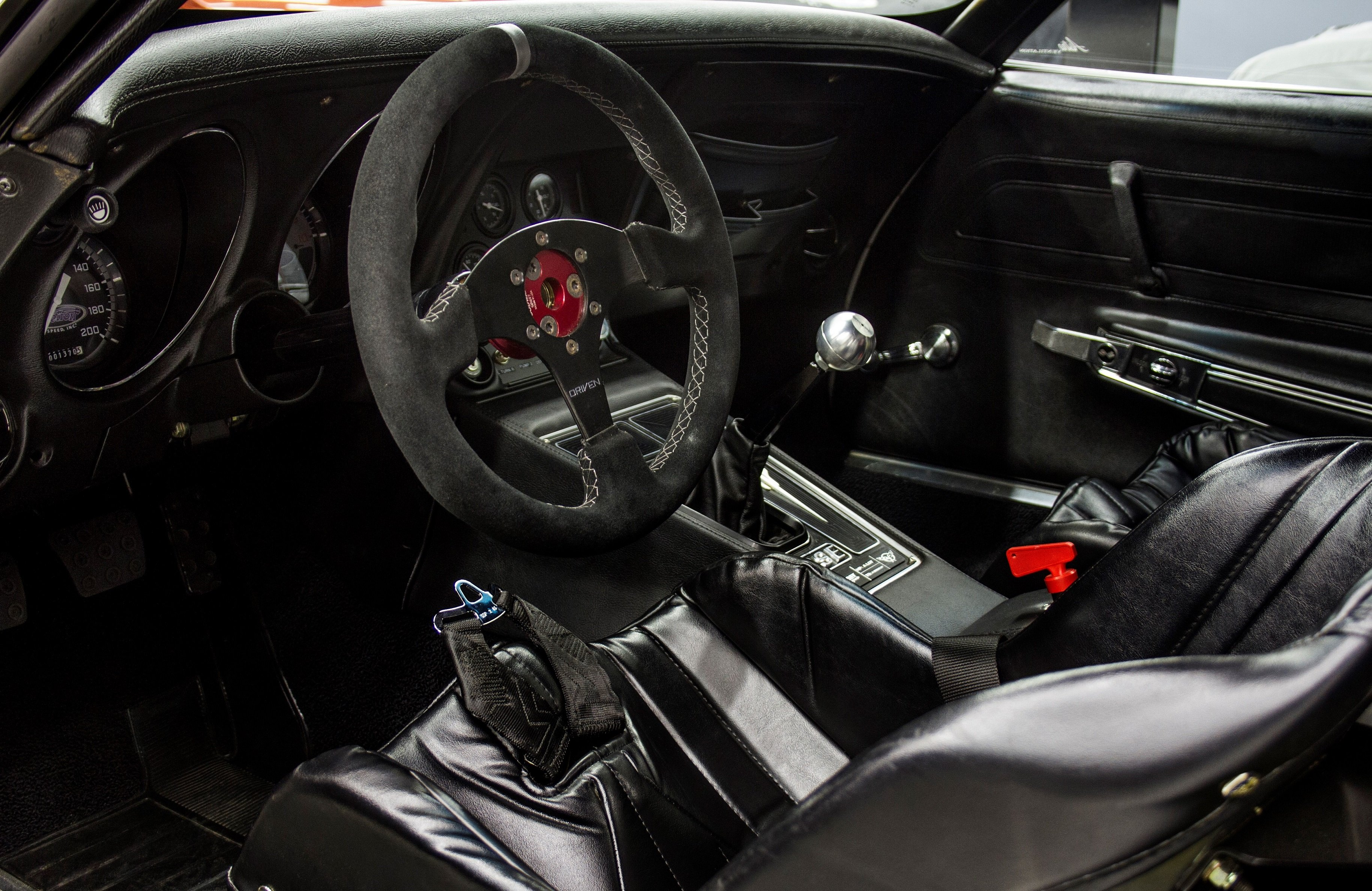 Detroit Speed Takes a C3 Corvette From a Craigslist Ad to