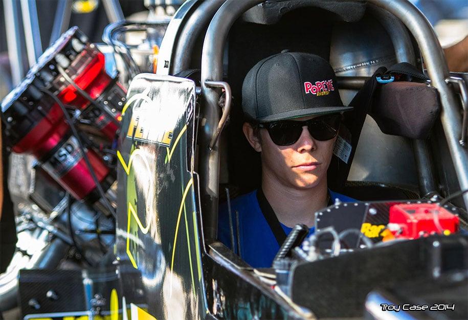 Cameron Ferre - NHRA Racer