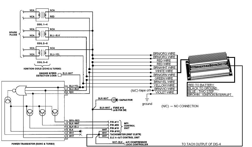 msd dis 4 wiring diagram explore wiring diagram on the net • dodge stealth 1991 msd dis 4 holley blog rh holley com msd dis 4 wiring diagram msd digital 6al wiring diagram