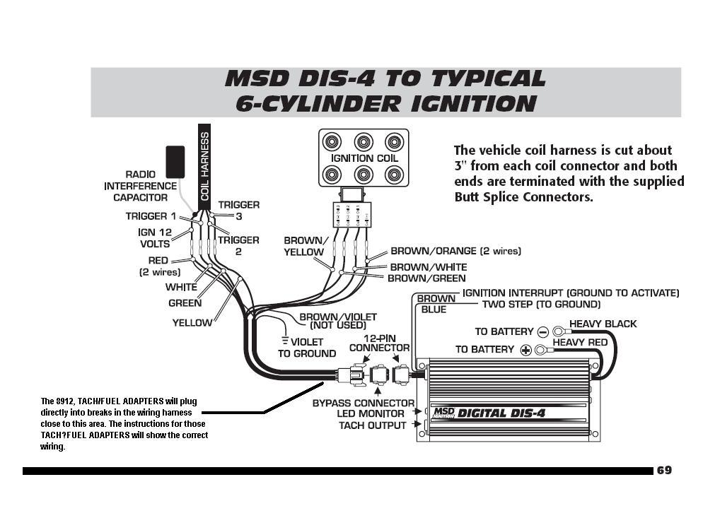 Fantastic 6401 Msd Ignition Wiring Diagram Ford Elaboration ...