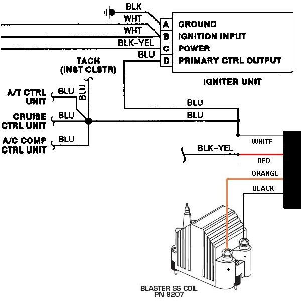 msd blaster wiring diagram wiring diagram and hernes msd blaster ss wiring diagram and hernes