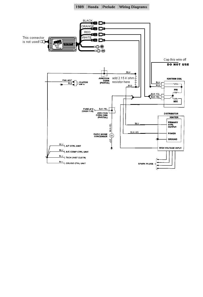 Diagram  2001 Honda Prelude Coil Wiring Diagram Full Version Hd Quality Wiring Diagram