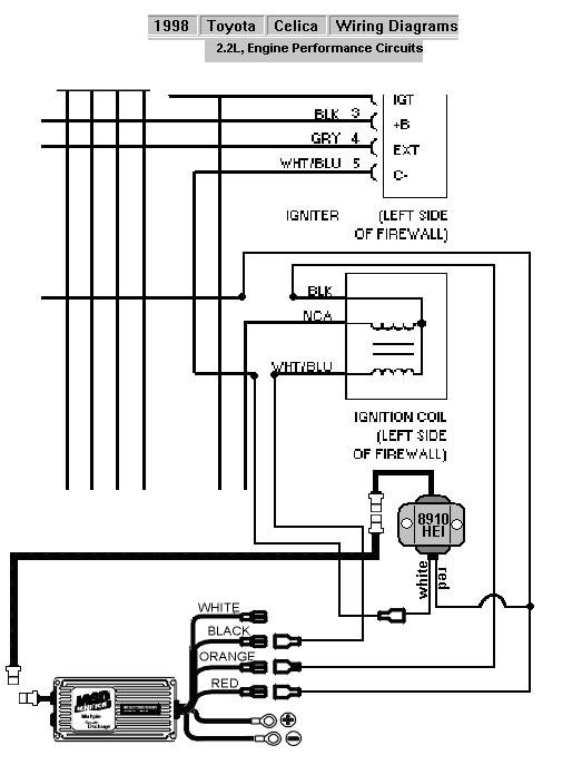 msd efi atomic wiring diagram msd fuel injection 302