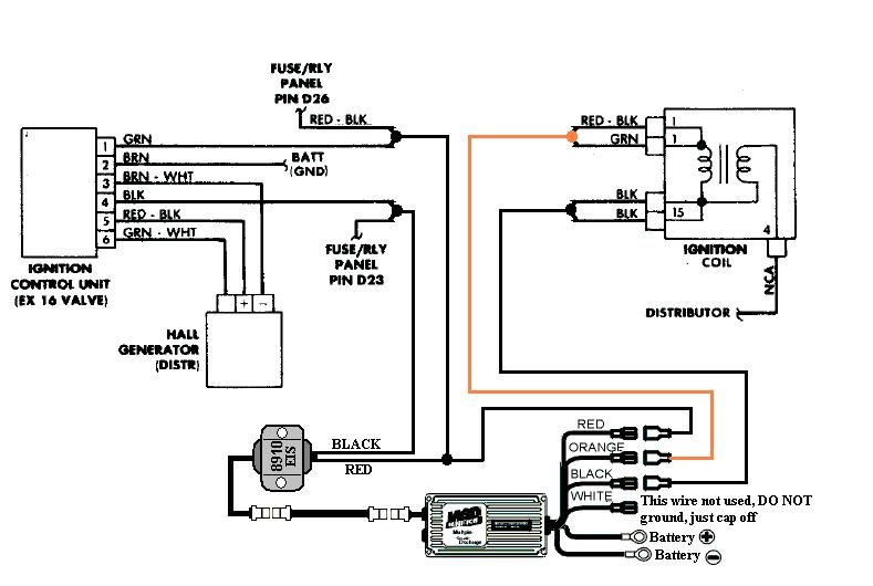 msd 6a wiring diagram hei solidfonts msd 6a wiring diagram chevy hei nilza net