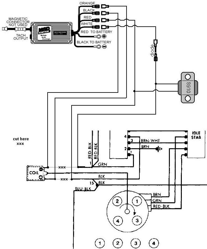 volkswagen rabbit 1983 holley blog Air Cooled VW Wiring Diagram blog_diagrams_and_drawings_6_series_volkswagon_vw_rabbit83 jpg this diagram illustrates how to wire