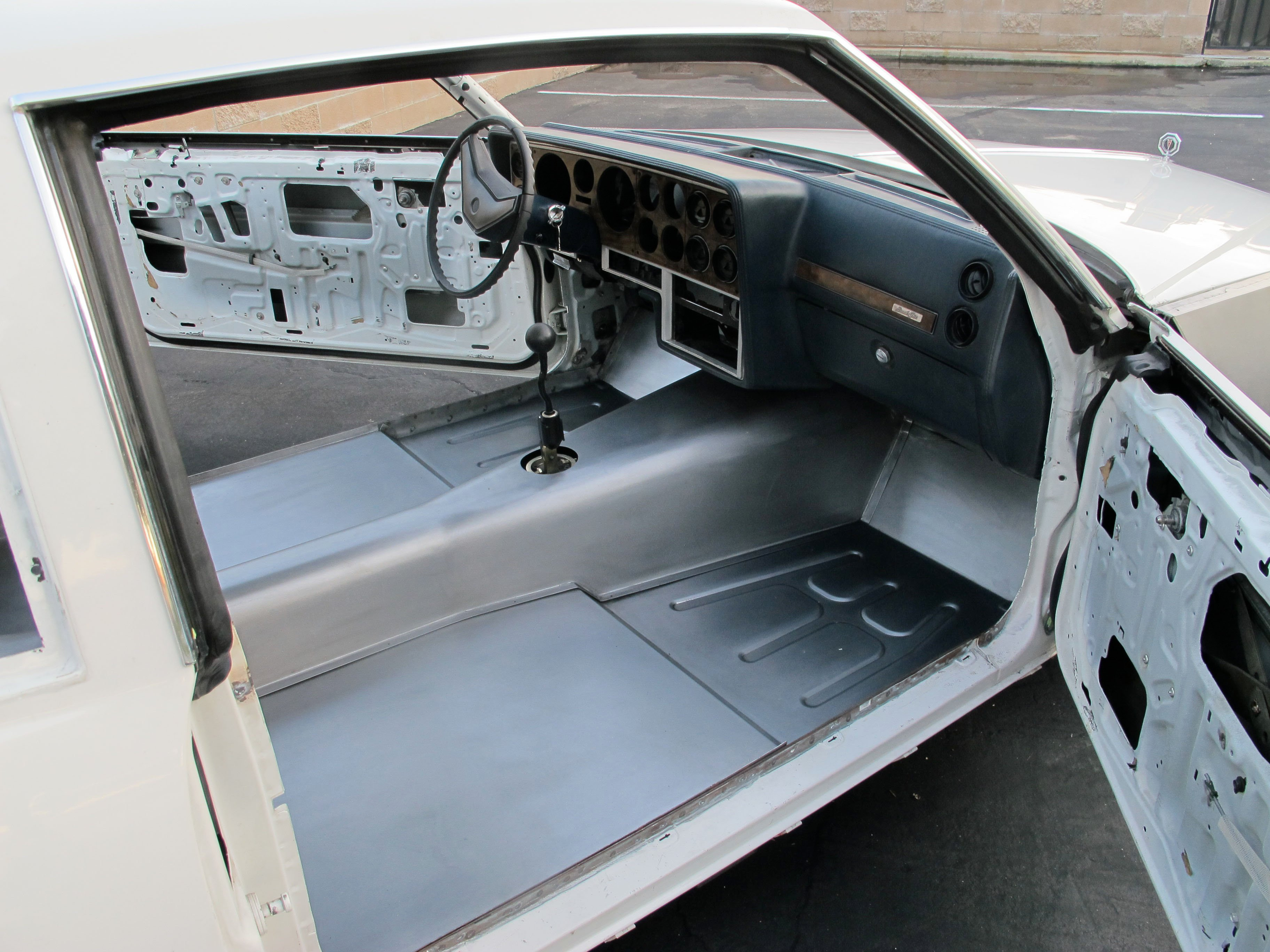 1987 Pontiac Grand Prix - Project: G-Force One: BODY AND