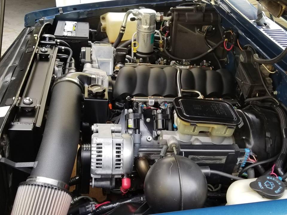 Twin Turbo Ls S10