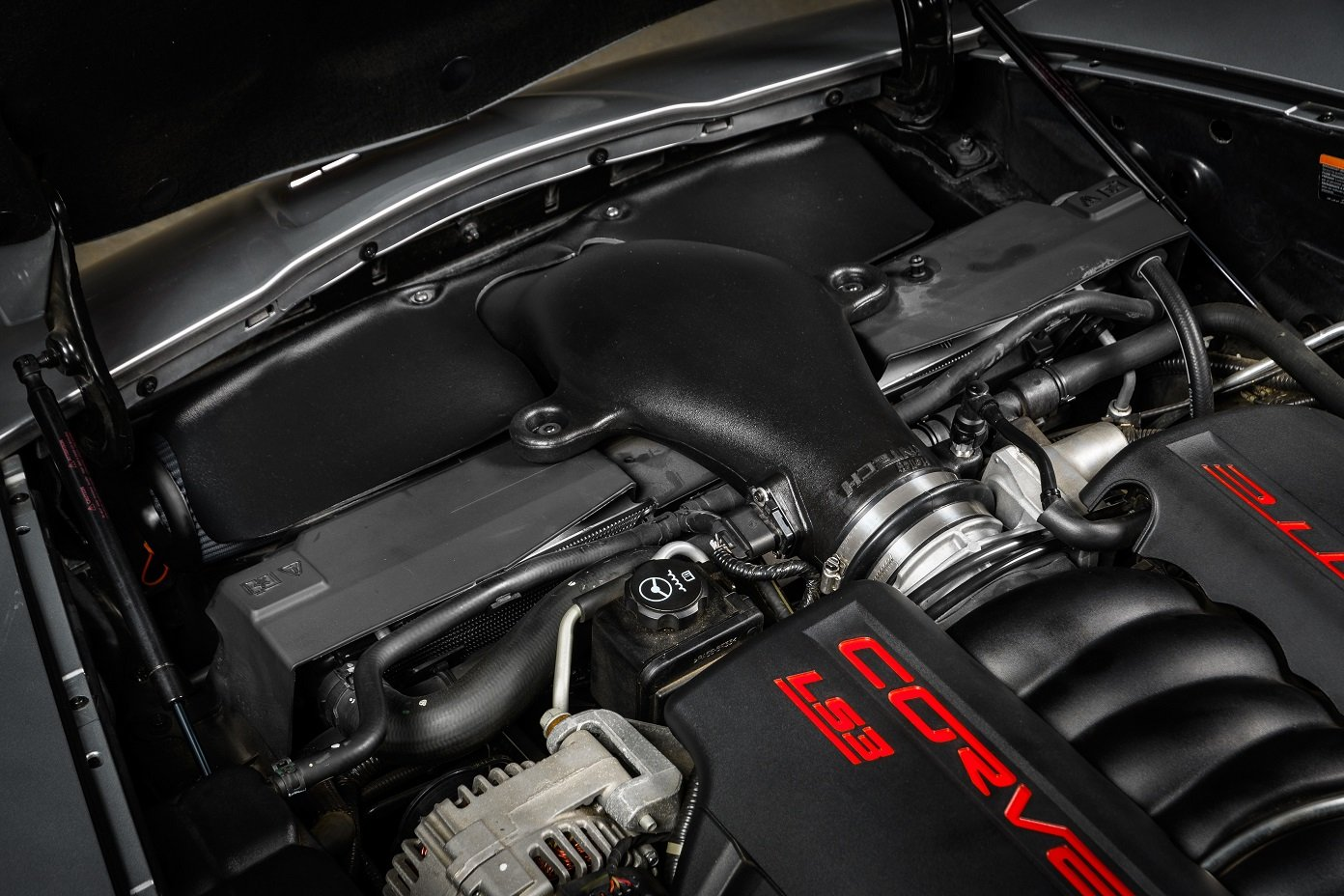 Holley Expands iNTECH Cold Air Intake Lineup To Include C6