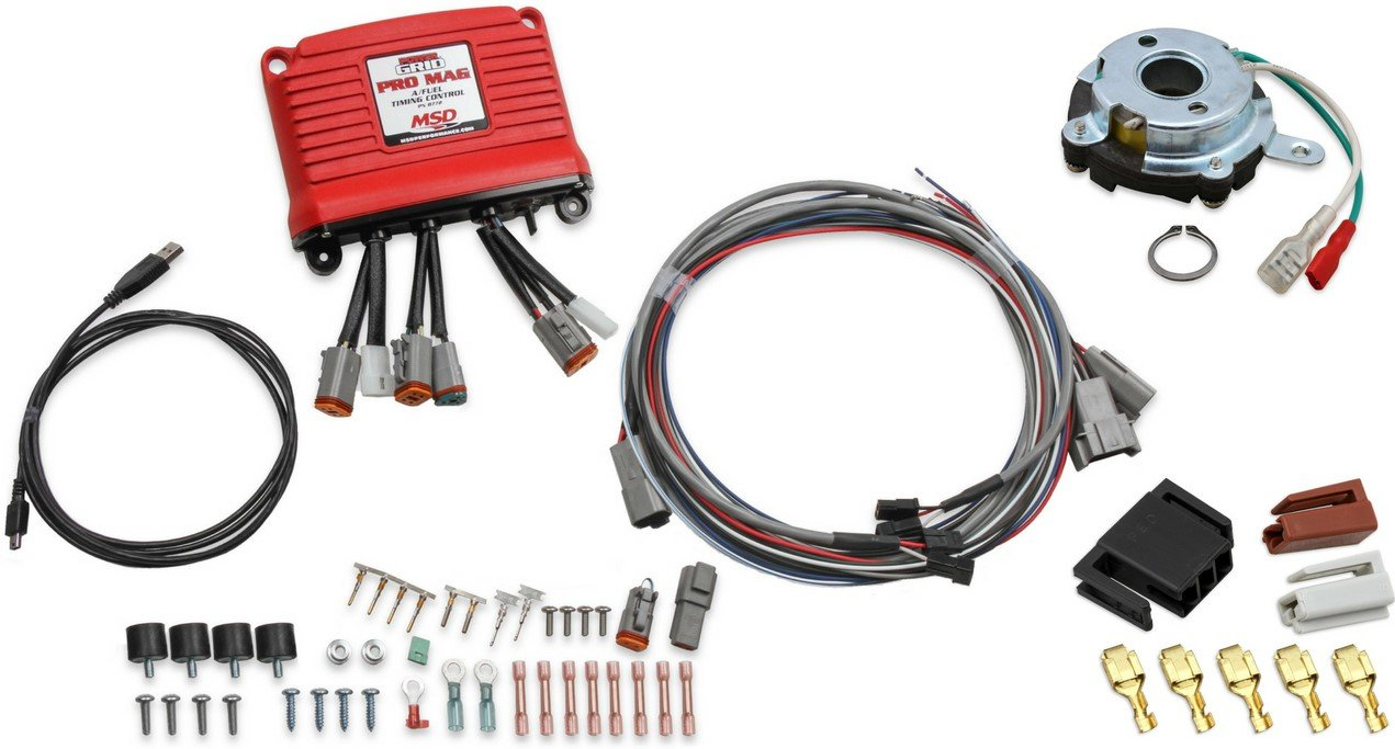 Power Grid Wiring Harness Electrical Diagrams Msd 6ls Releases Pro Mag A Fuel Controllers And Replacement Terminal