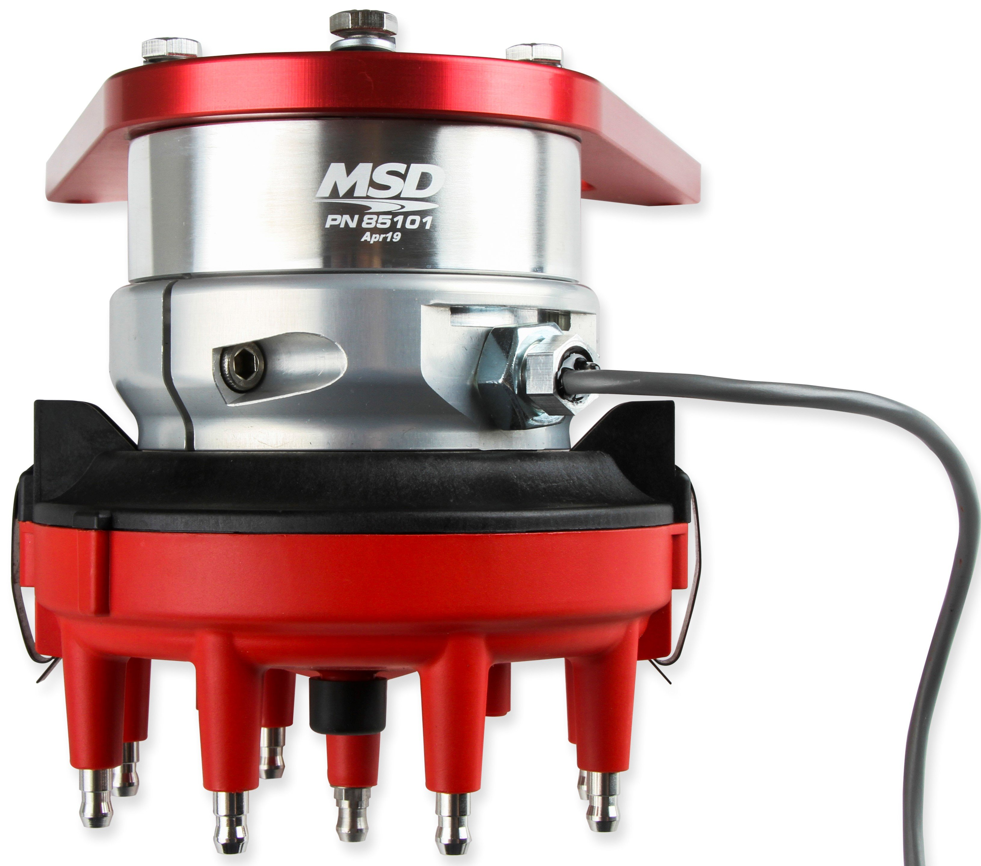 MSD Front Drive Distributors For Big Block and Small Block Chevys