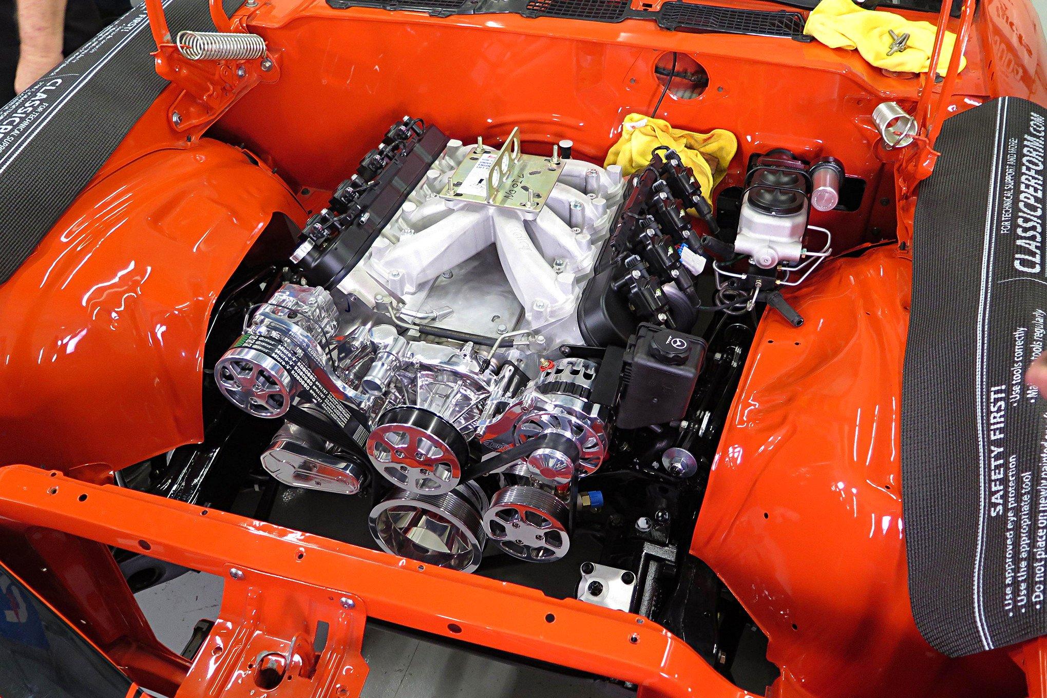 RJ Gottlieb's Big Red Camaro Does It All - Holley Blog