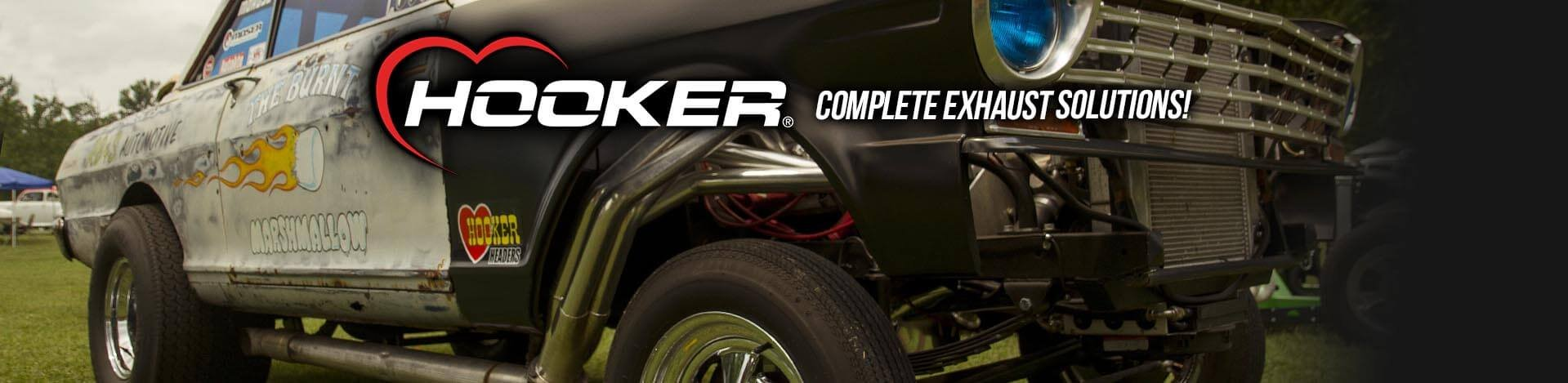 Hooker Headers Official Site Mufflers And Catback Exhaust 1996 Harley Sportster Wiring Diagram Systems