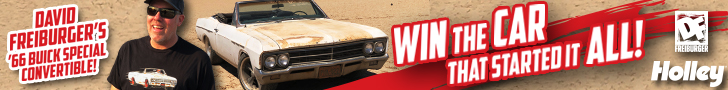 Roadkill Buick Sweepstakes