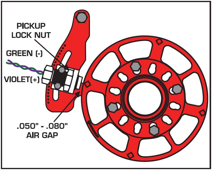 crank triggers msd performance products tech support 888 258 3835 crank triggers diagram image