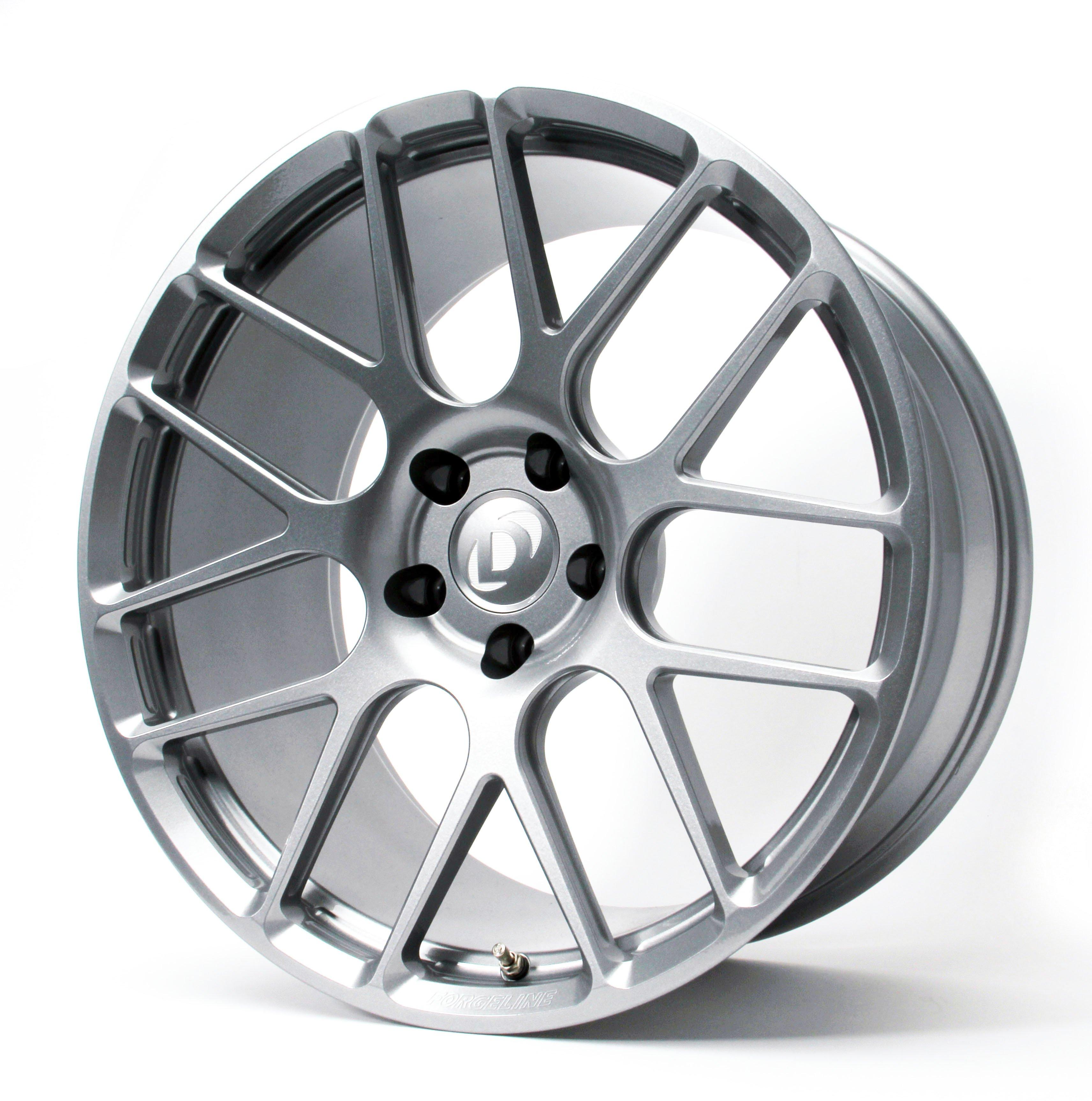 Dinan D750-0087-SE1-SIL Forgeline SE1 Performance Wheel