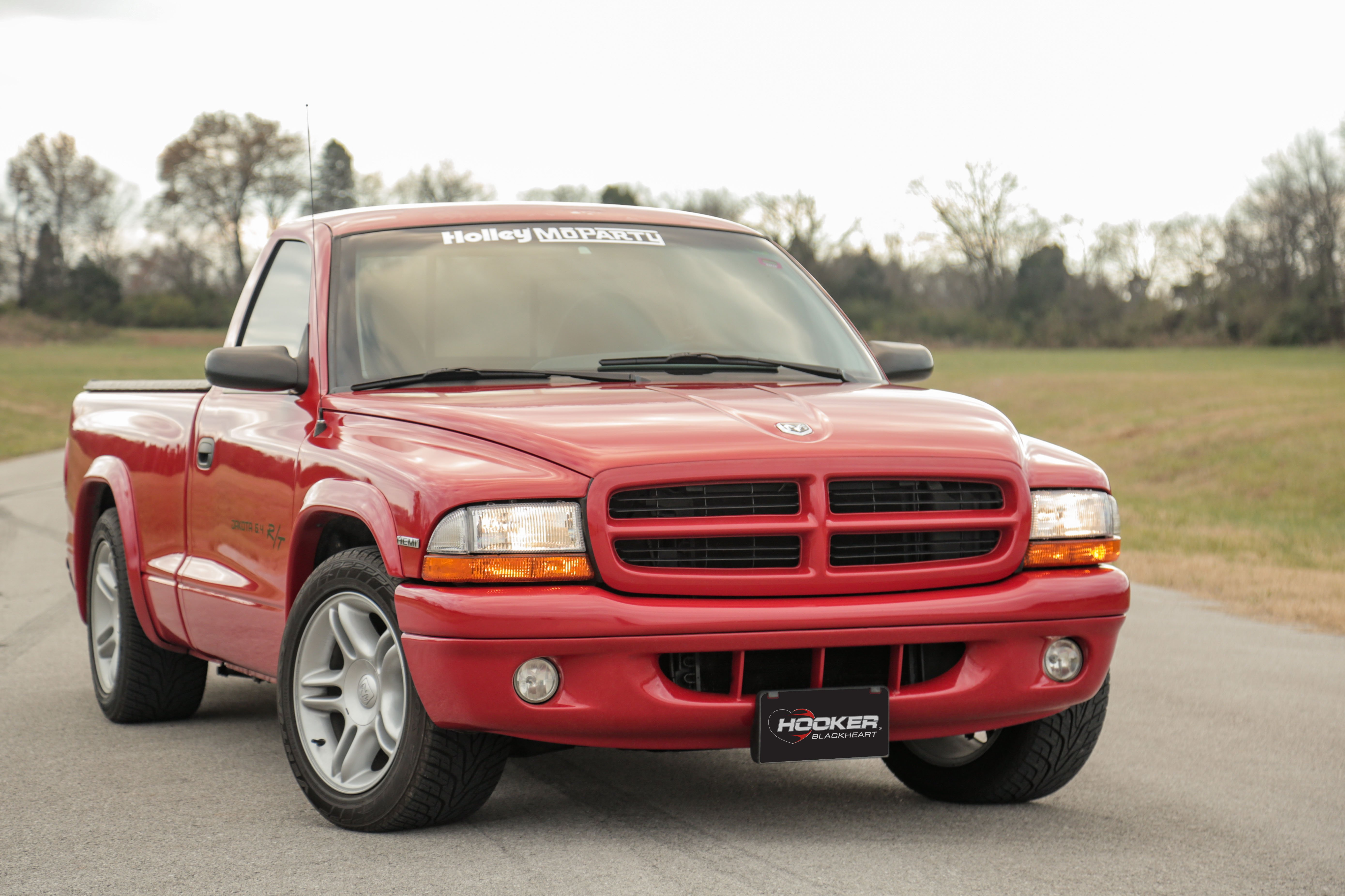 Why The 1998 2003 Dodge Dakota R T Is The Perfect Gen Iii Hemi Swap Candidate Holley Motor Life