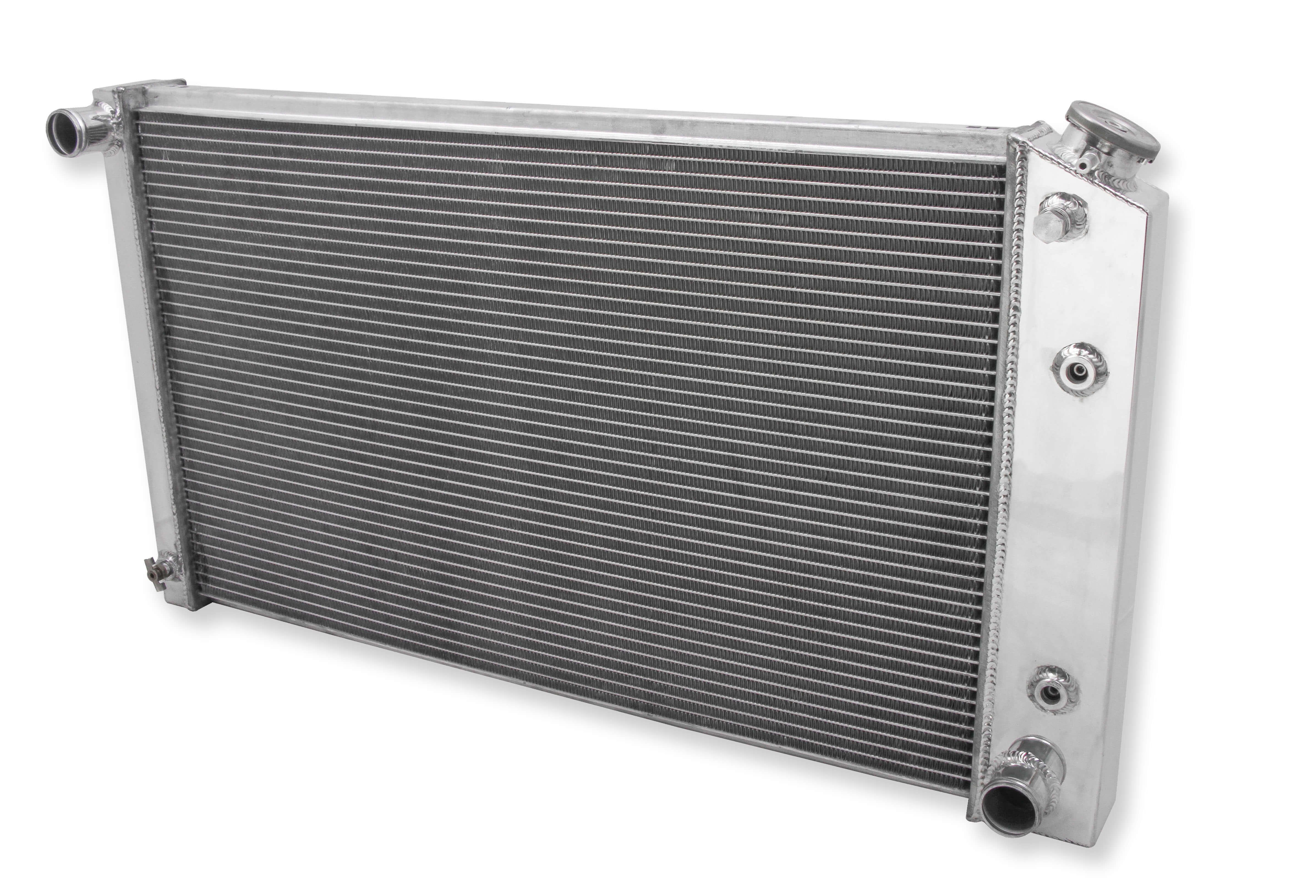 1971-1990 Chevy Caprice 3 Row Core Champion Cooling Systems Aluminum Radiator