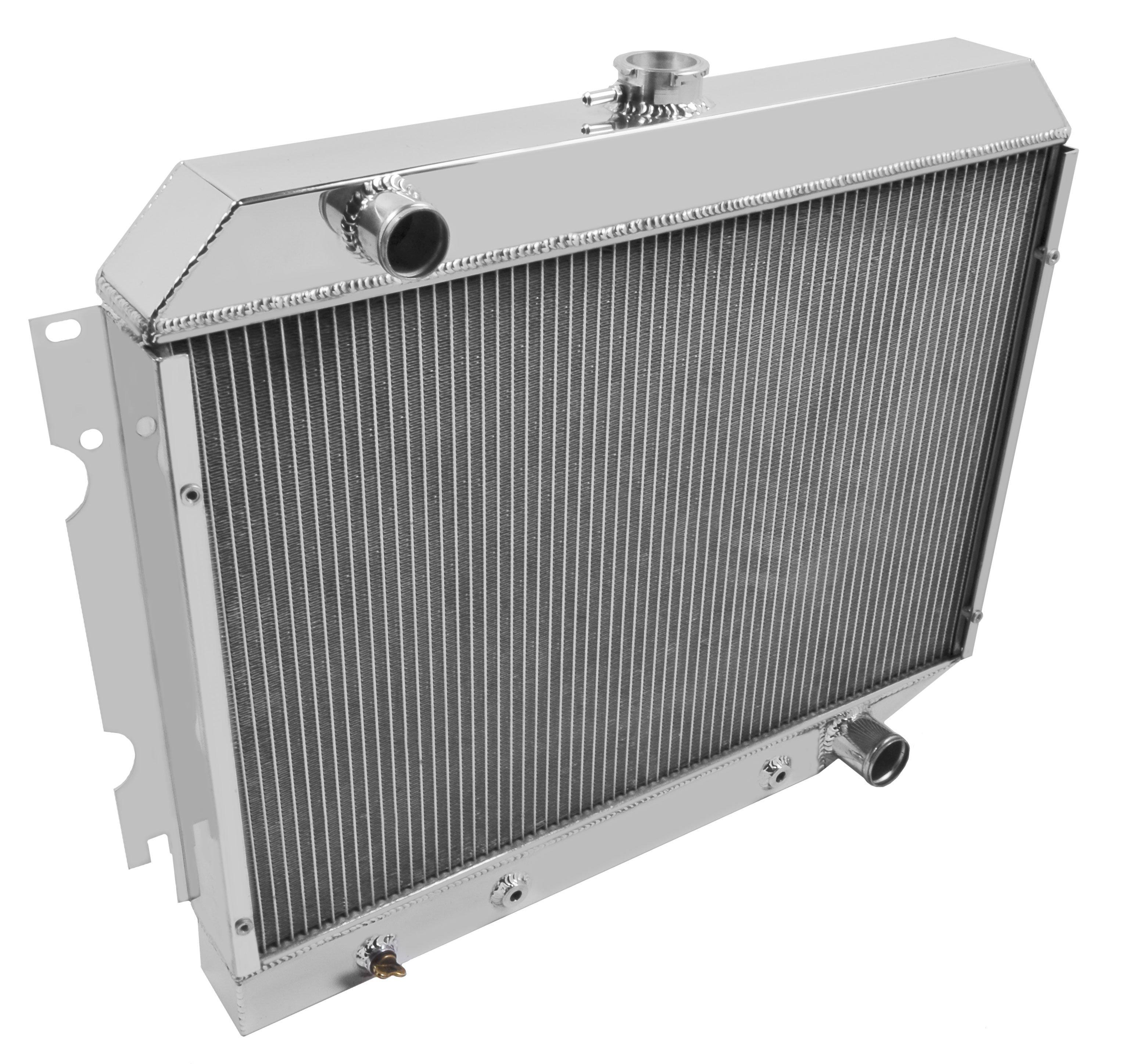 Frostbite Aluminum Radiator - 2 Row