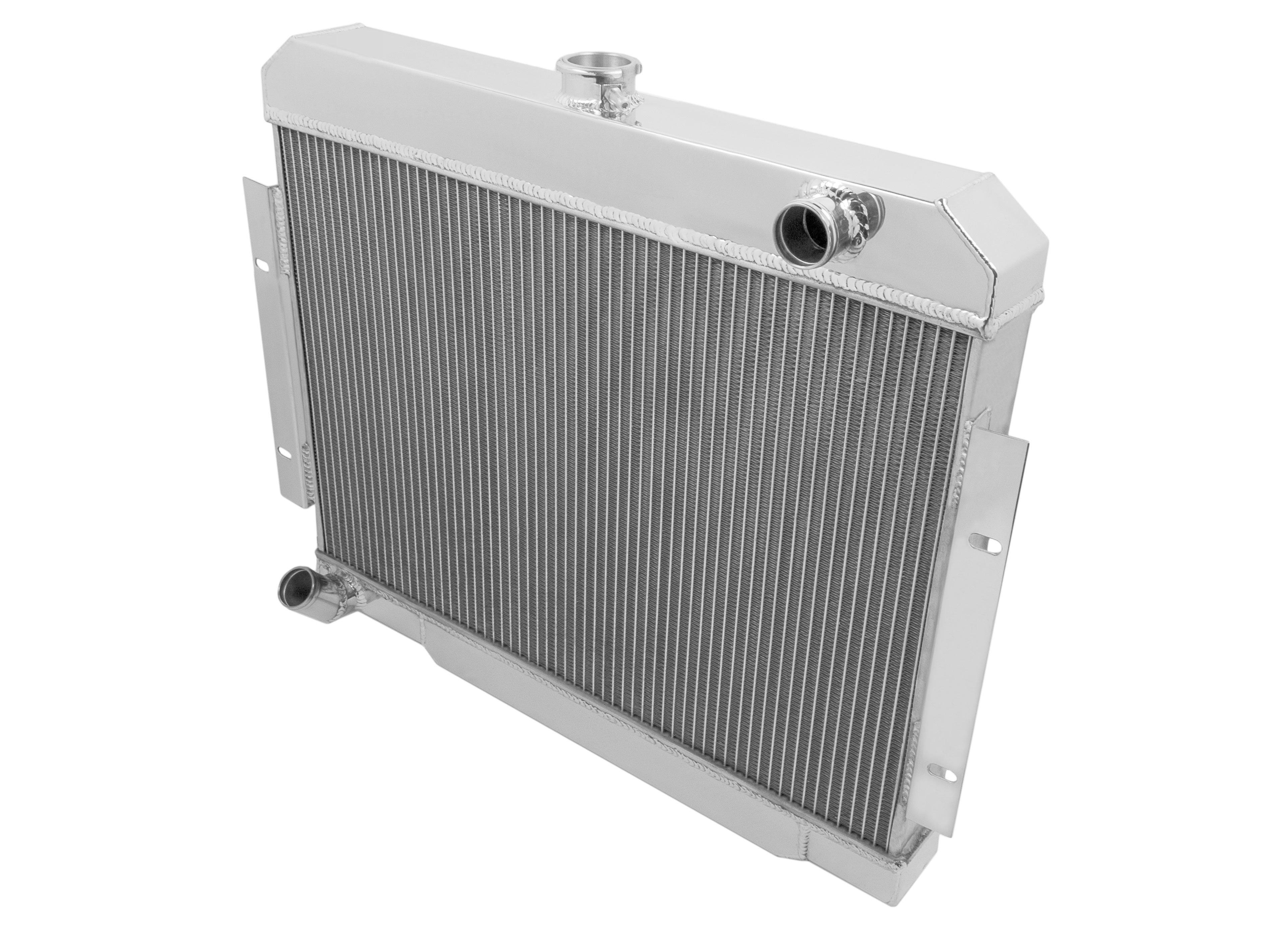 "22 Inch Core Early Mopar 2 Row 1/"" Tubes American Eagle Radiator"