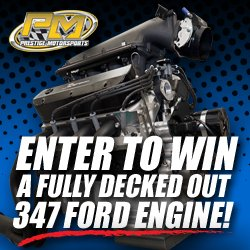 Ford 347 Giveaway