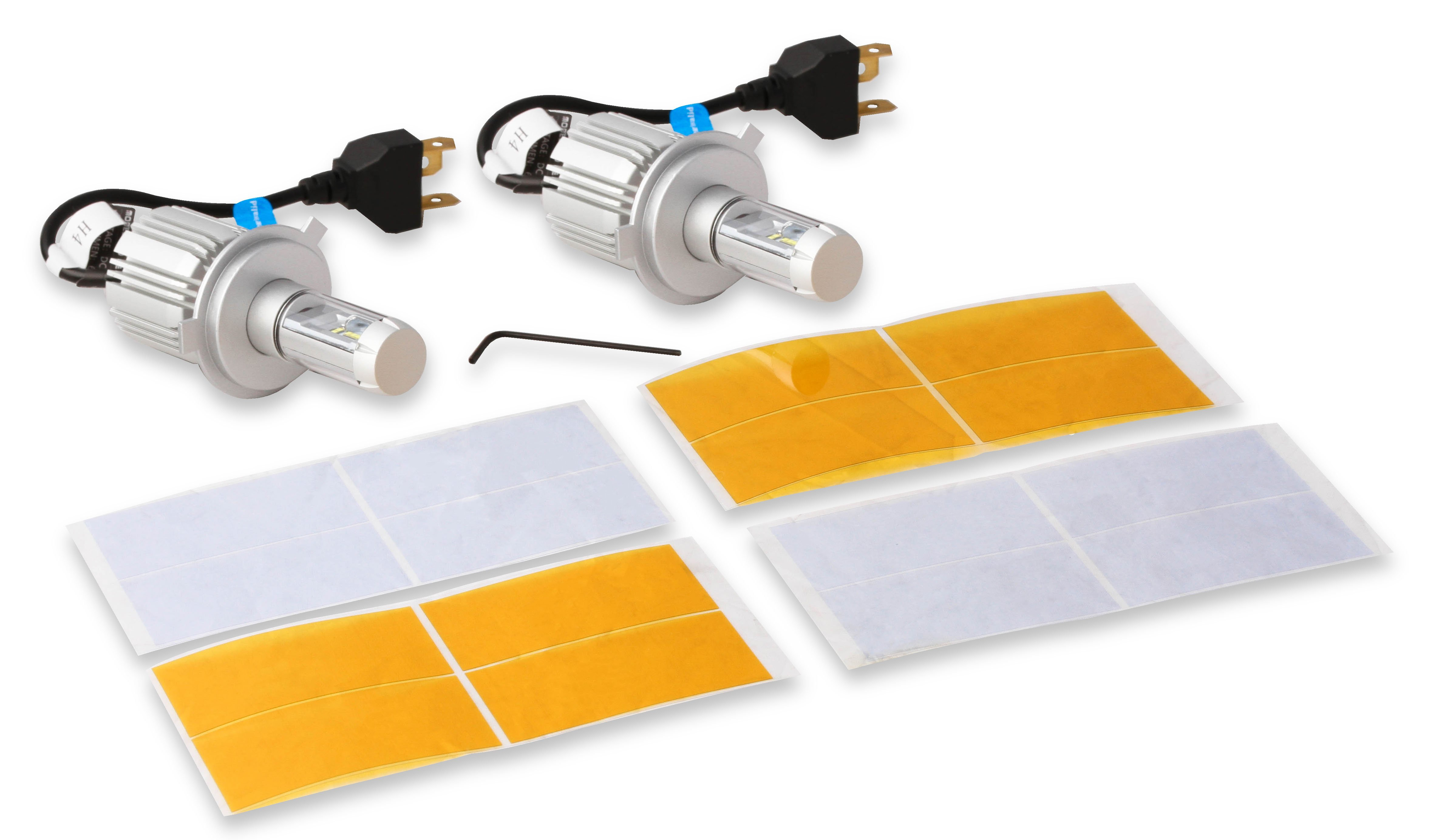 Led Replacement Headlight Bulbs >> Bright Earth Led Replacement Headlight Bulbs H4 Or 9003