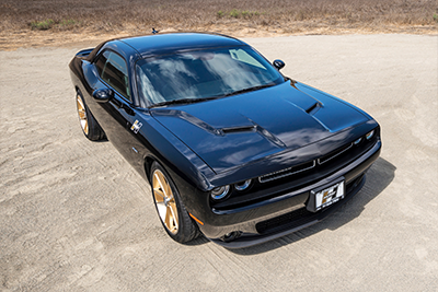Challenger - Holley Performance Products