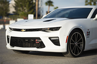 Camaro - Holley Performance Products