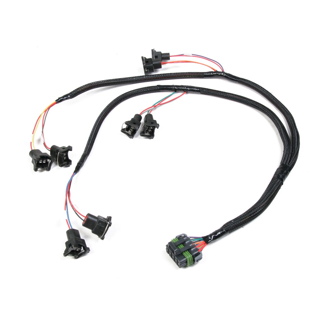Holley Efi 558 102 Ls1 6 24x 1x Engine Main Harness Wiring Diagram Click The Image To V8 Over Manifold Bosch Style Injector