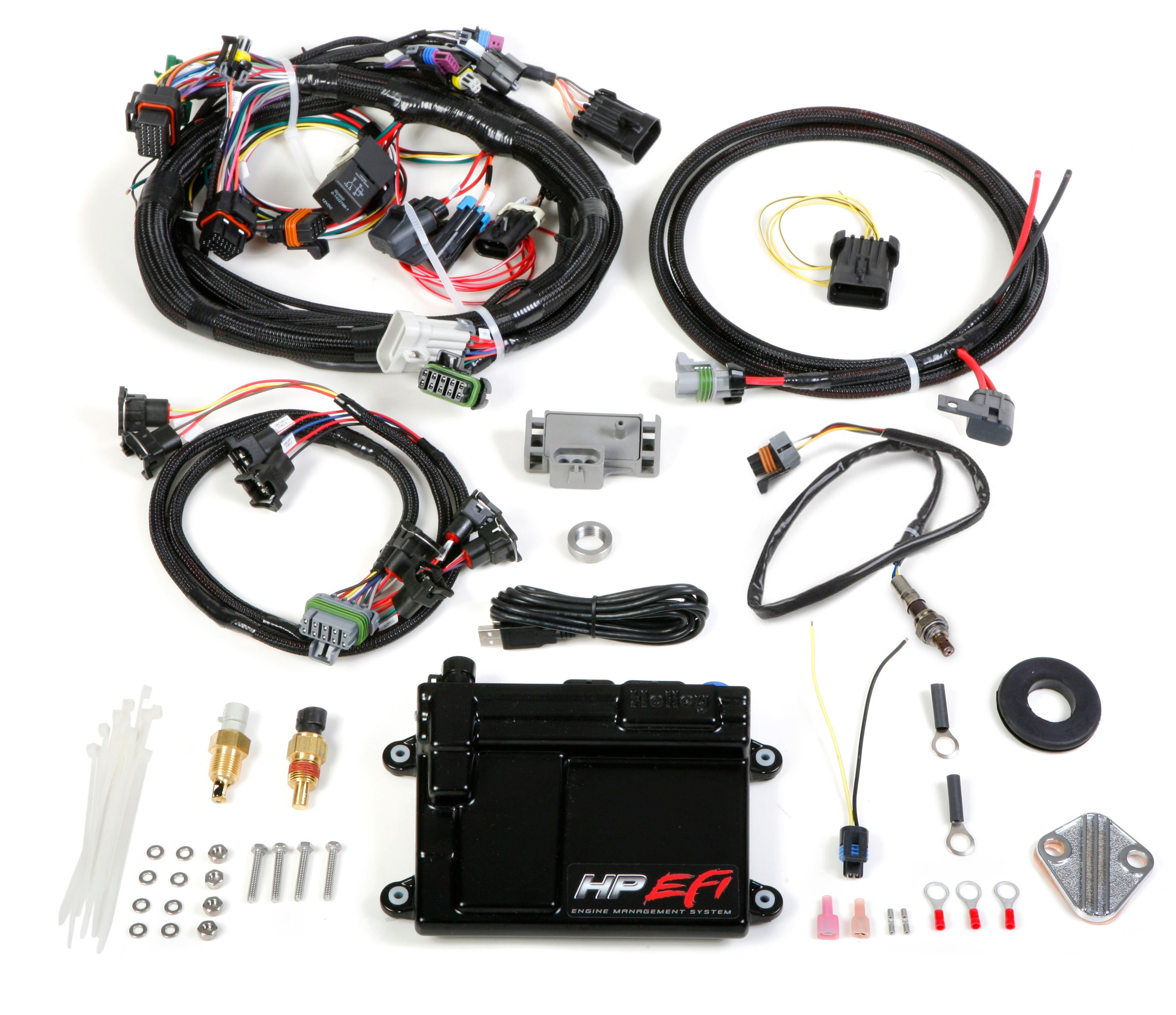 ECU and Harness Kits - Holley Performance Products