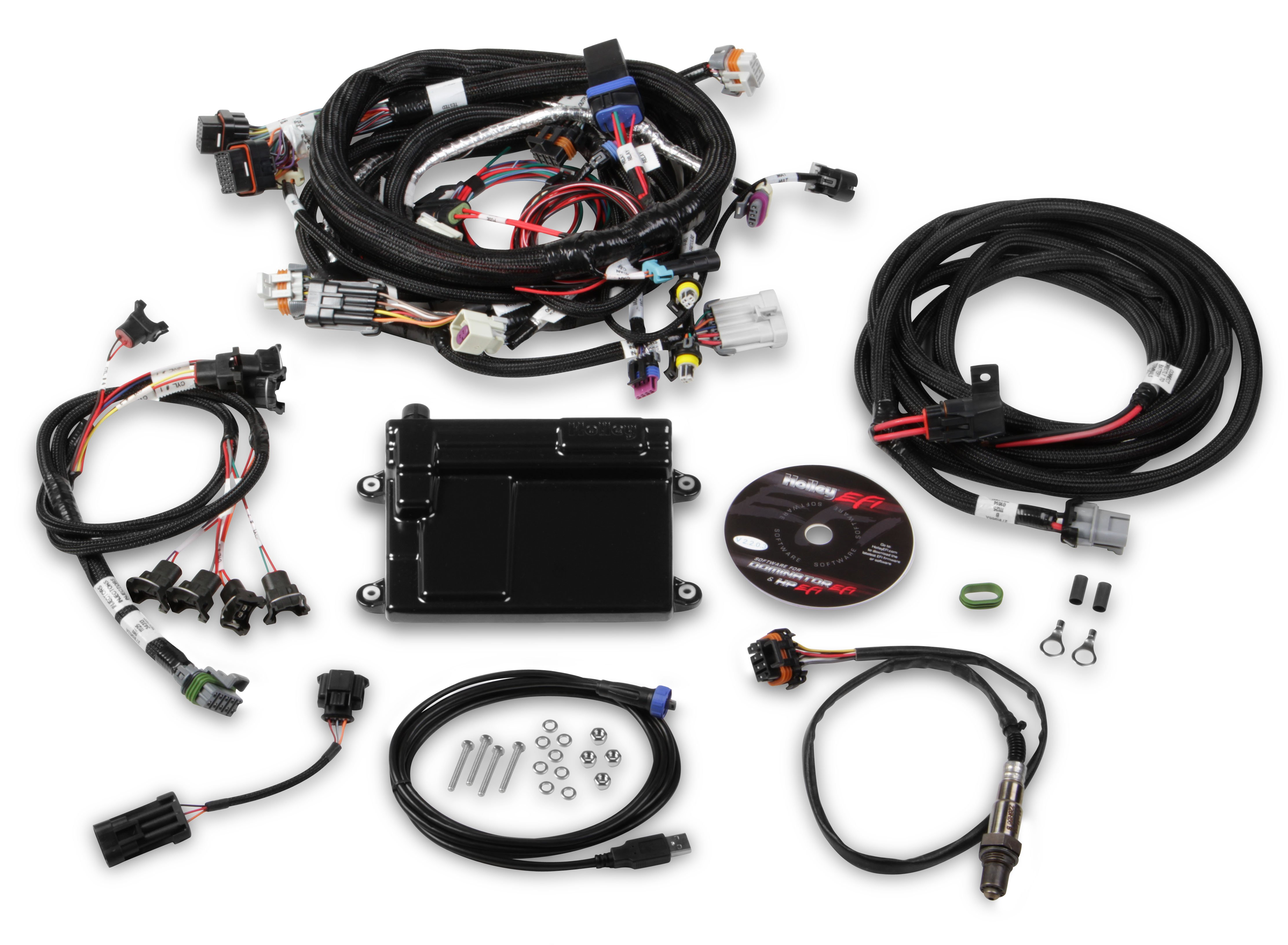Prime Holley Efi 550 607 Hp Efi Ecu Harness Kits Wiring Cloud Oideiuggs Outletorg