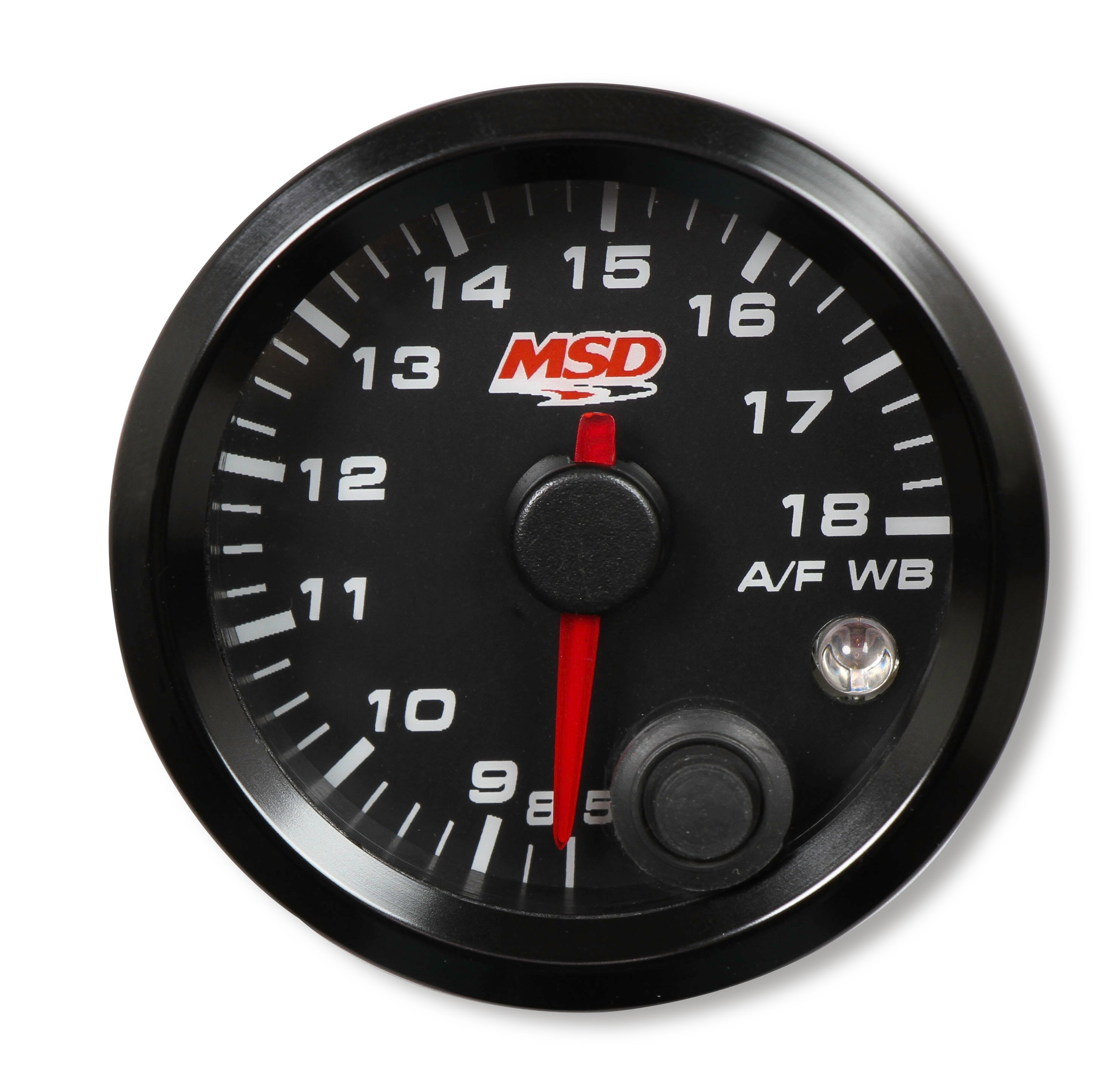 MSD Standalone Air/Fuel Wideband 02 Gauges Kit