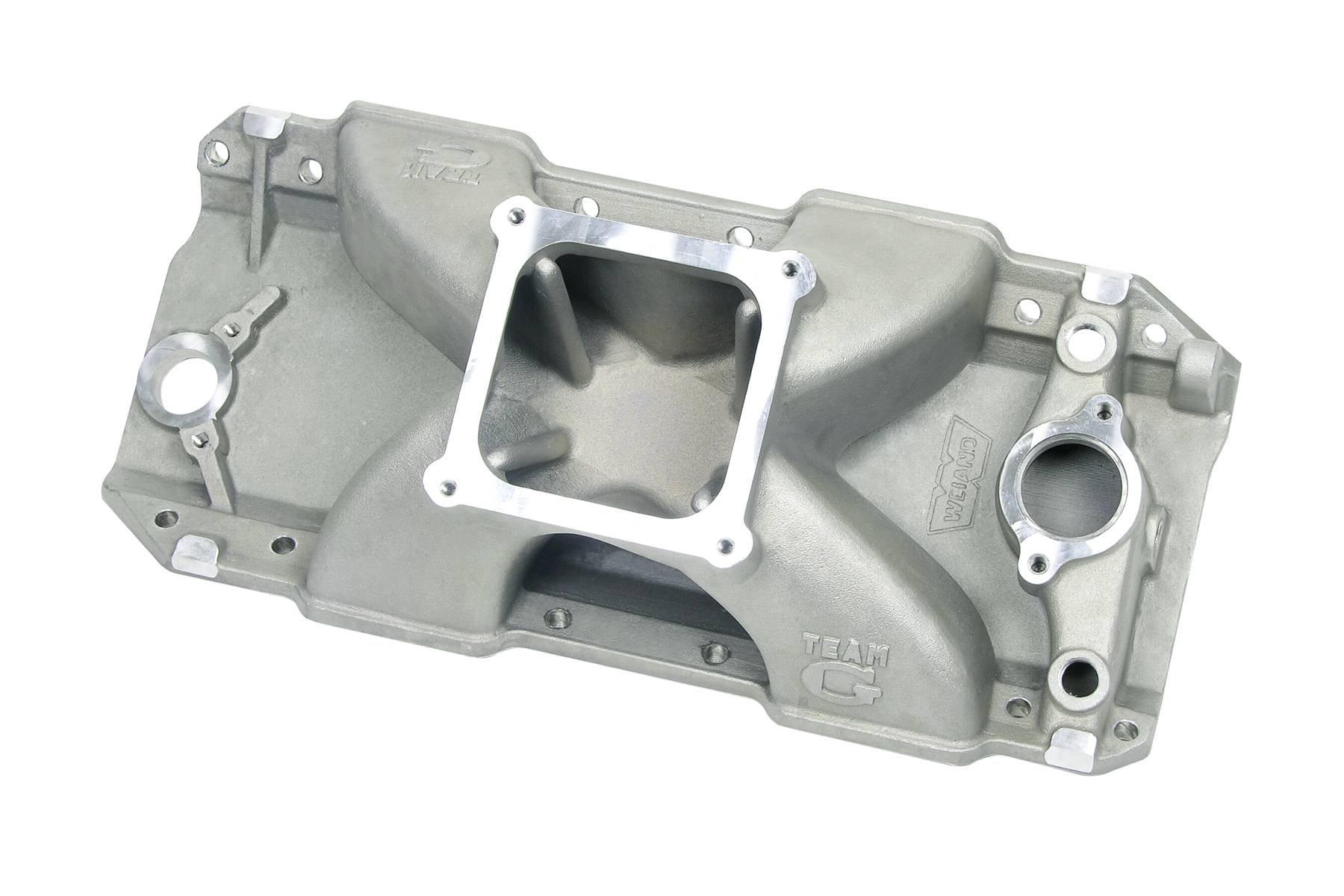 Big Block Chevy Team G Intake Manifold - Holley Blog