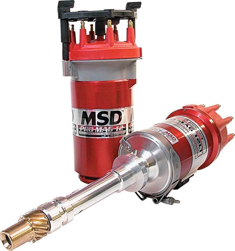 magnetos msd performance products tech support  available for chevrolet based engines only