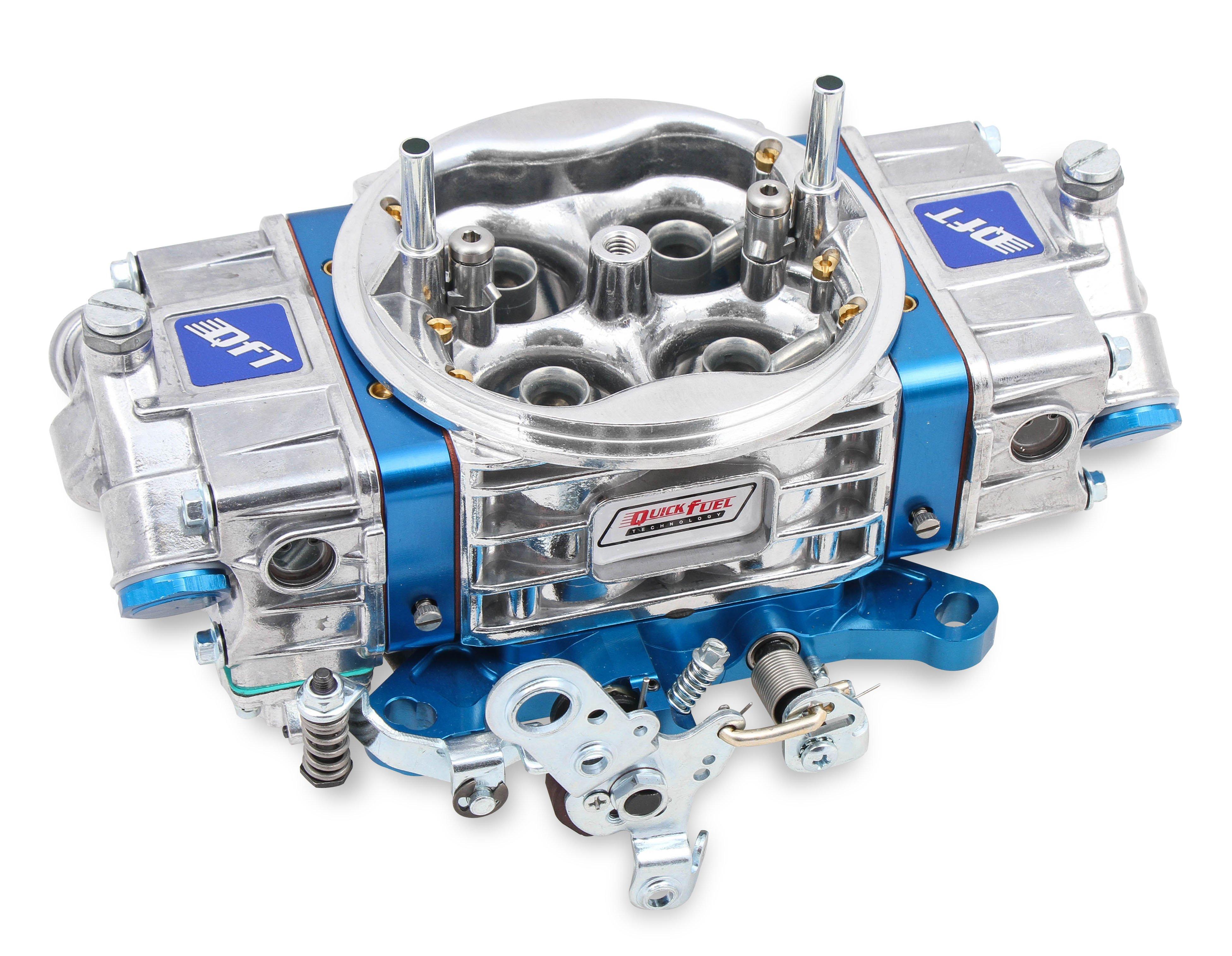 Q-Series Carburetor 750CFM Drag Race Alcohol