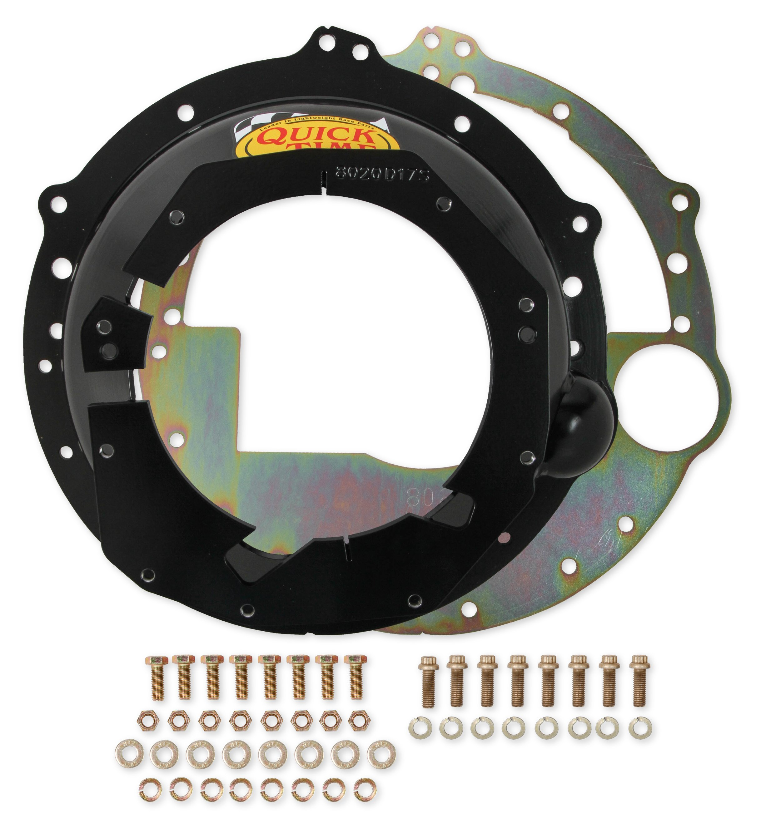 Quick Time Chevy LS and Late Model LT to LS T-56 Transmission - Bellhousing