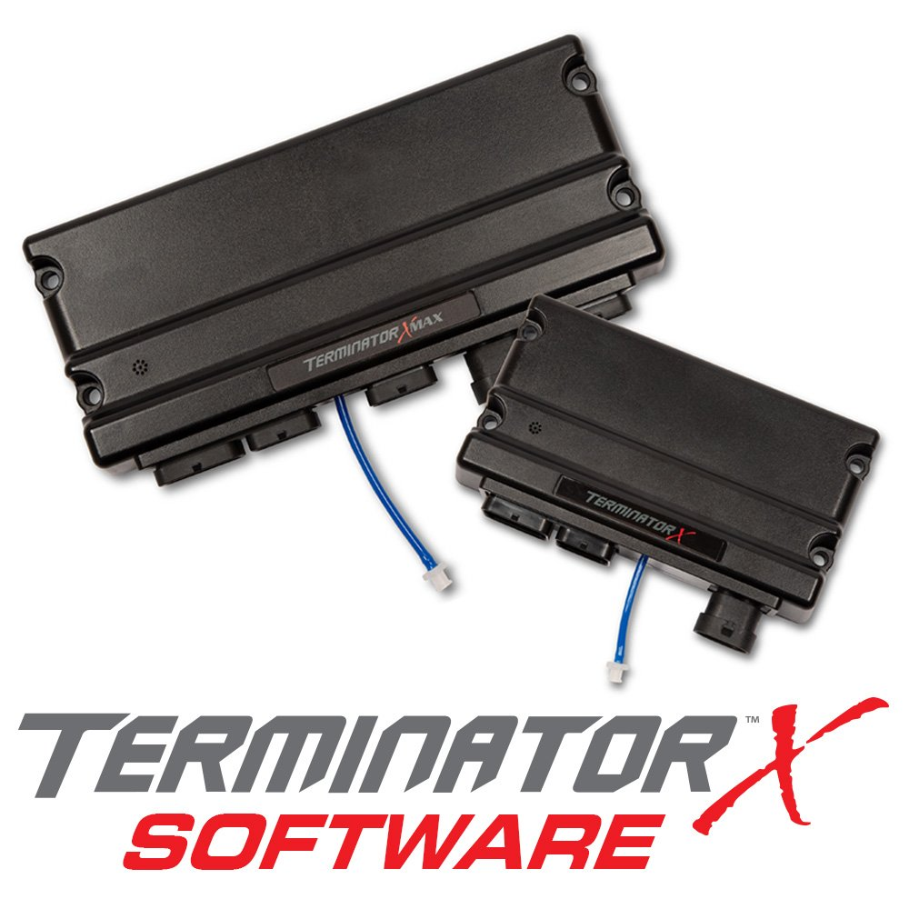 Holley EFI TERMINATORXSOFTWARE Terminator X Software