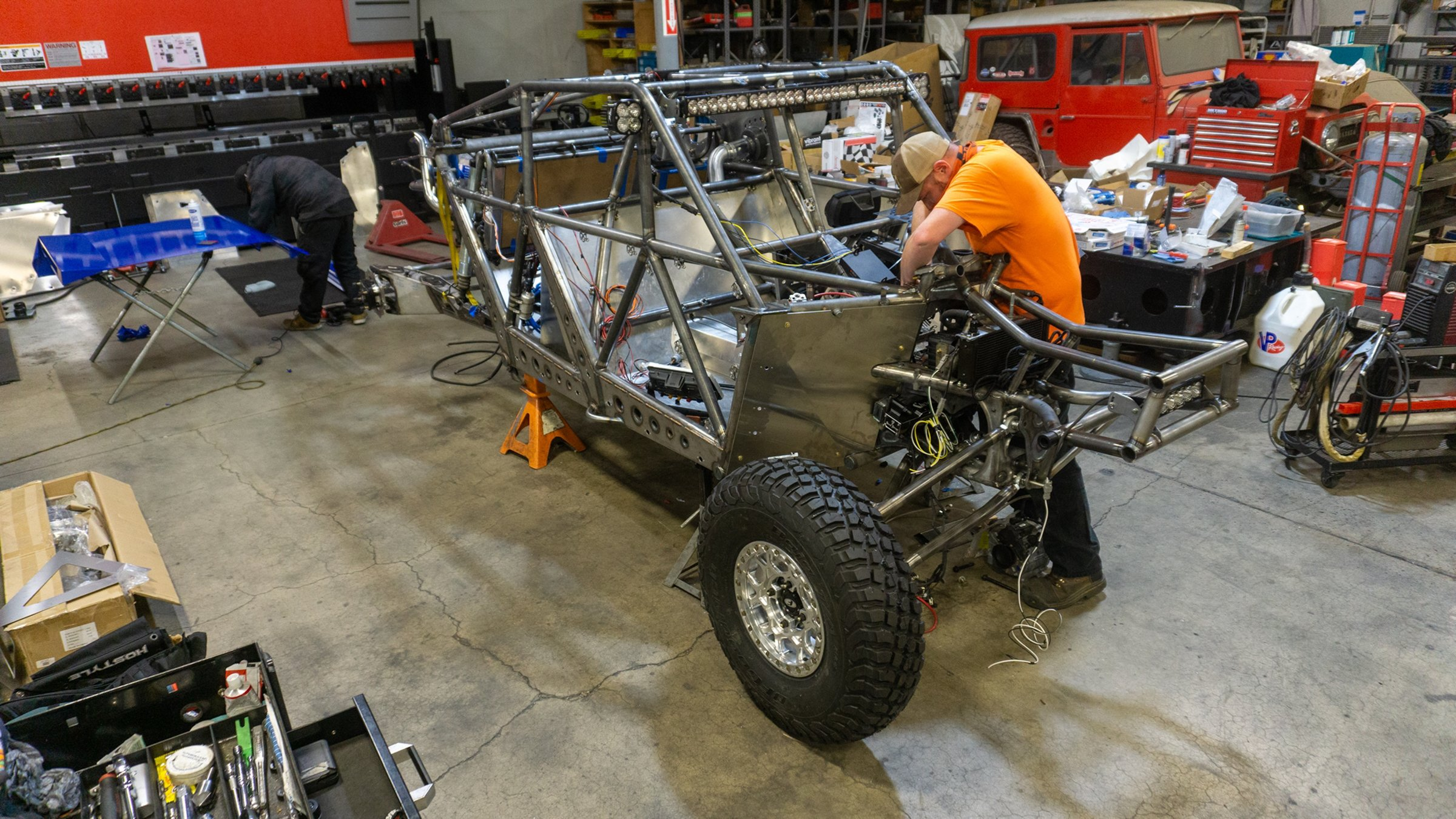 Can-Am Maverick Chassis