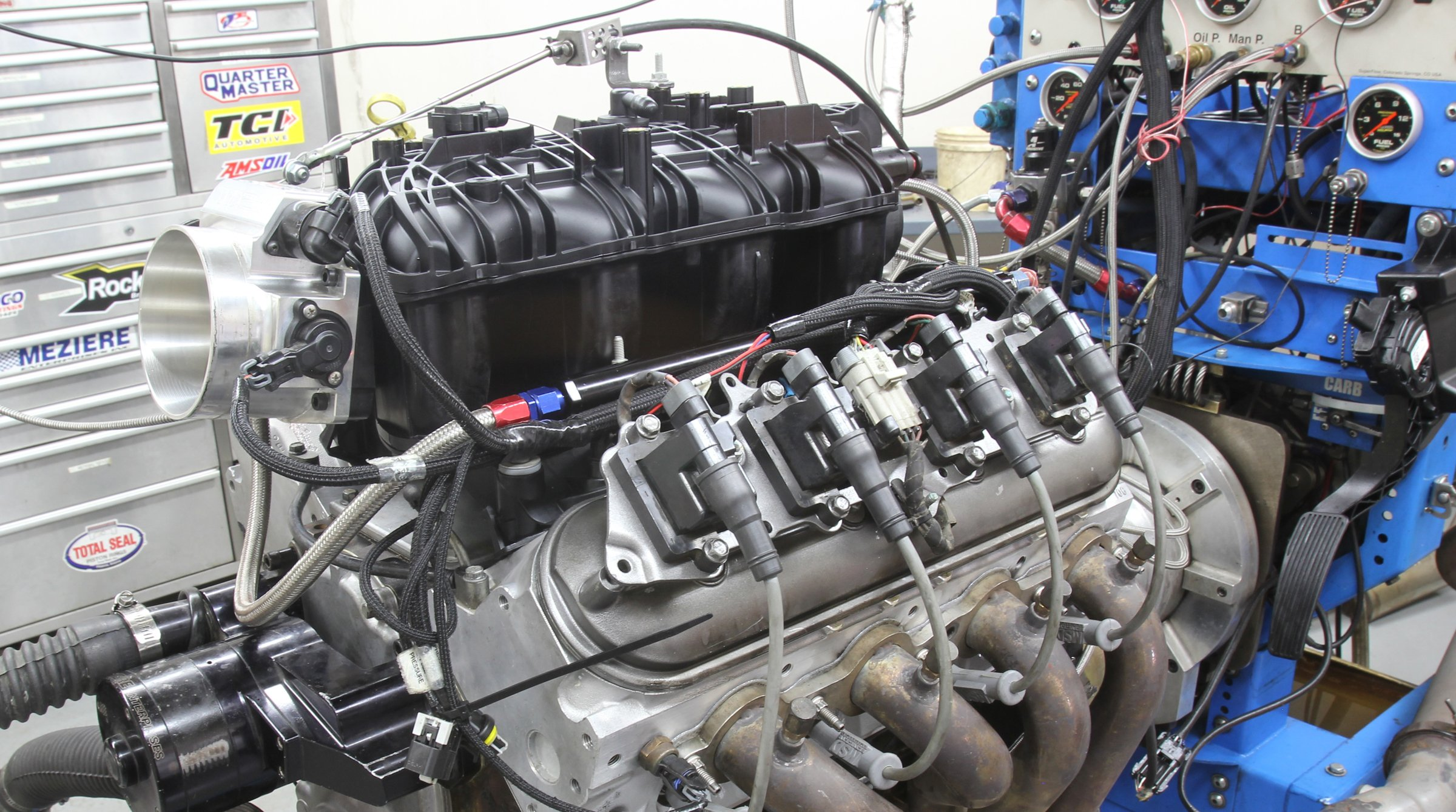 Everything LS TrailBlazer SS Intake