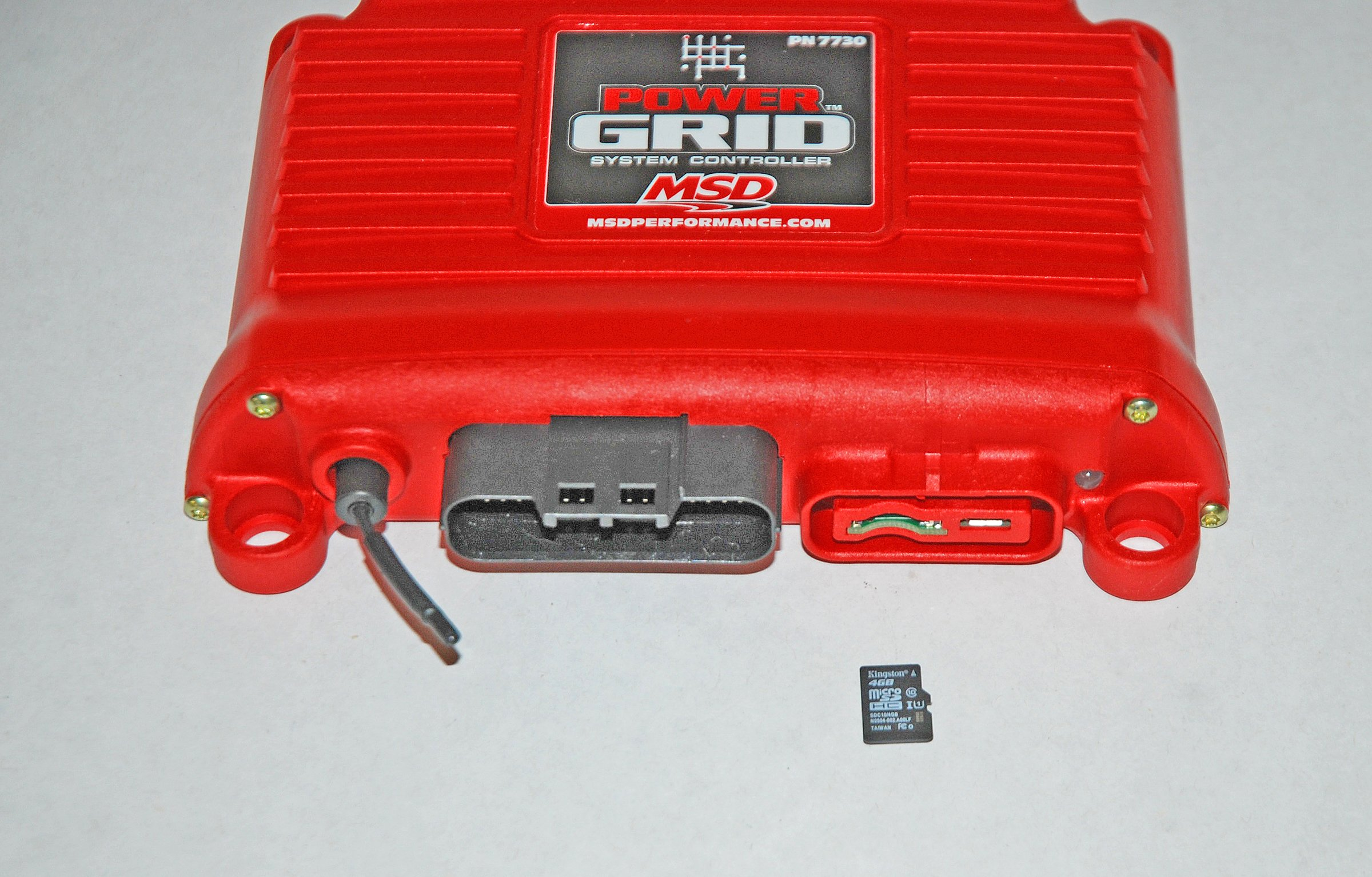 Power Grid SD Card