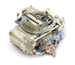 600 CFM Classic Holley Carburetor-Factory Refurbished