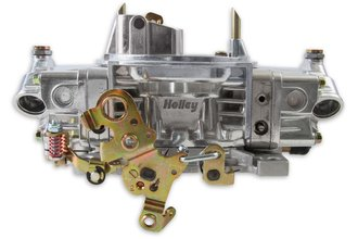 650 CFM Aluminum Double Pumper Carburetor
