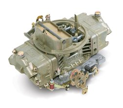 650 CFM Double Pumper Carburetor