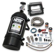 NOS Big Shot Wet Nitrous System for 4150 4-Barrel Carburetor