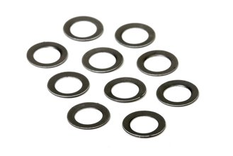 Holley QFT AED CCS MP-15 Power Valve Gasket Full Round Style 10 Pack 1008-1597