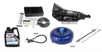 B&M Holeshot 2400 Automatic Transmission Package - GM 700R4